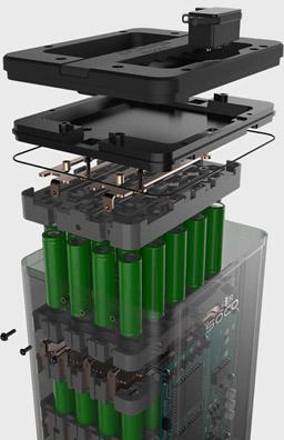 باتری موتور الکتریکی